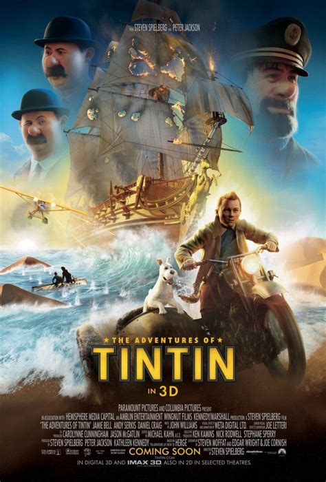 The Adventures of Tintin (Review) | Gütenfilm