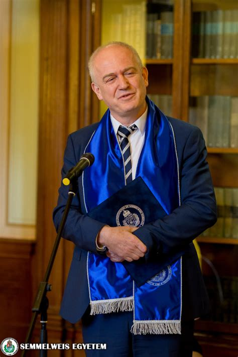 Six professors received the Doctor Honoris Causa Award of