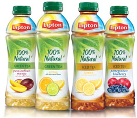 Dr Know It All: Lipton launches new line of beverages with