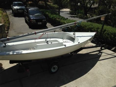 1995 WD Shock Lido 14 6000 series sailboat for sale in