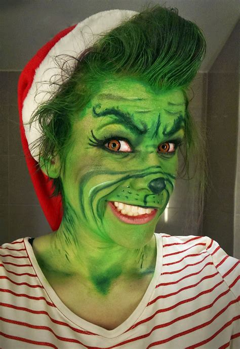 Chrix Design: The Grinch who pranked her colleagues