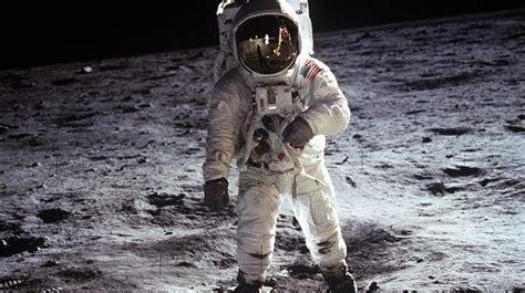 Neil Armstrong and crew left over 100 objects on the moon