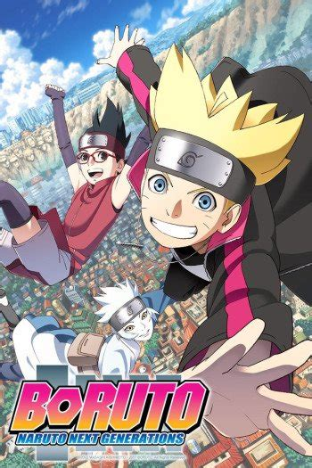 Watch Boruto: Naruto Next Generations Episode 1 Online