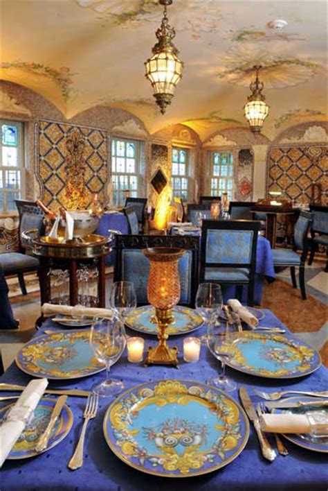 The Versace mansion, Miami: true style is always in