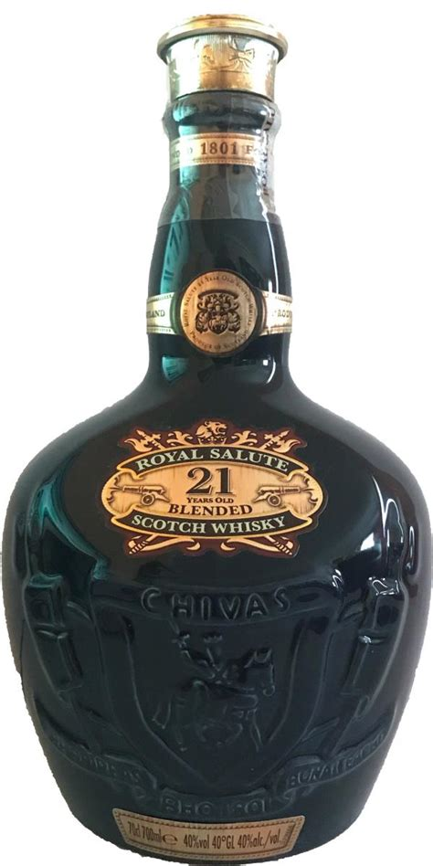 Royal Salute 21-year-old - Ratings and reviews - Whiskybase