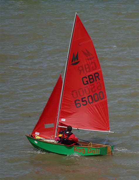 How to tell the age of a boat from it's sail number