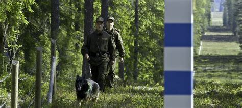 A border that once divided now unites - thisisFINLAND