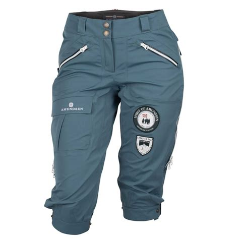 Amundsen Peak Knickerbockers Faded blue | Storefjellshop