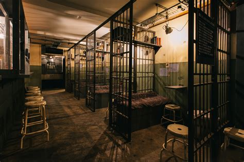 Alcotraz: Cell Block Two One Two | London Food & Drink