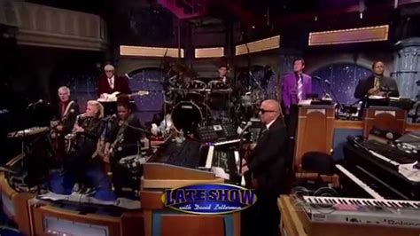 Mindi Abair sits in on sax w/Paul Shaffer on The Late Show