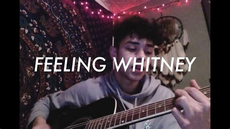 Feeling Whitney - Post Malone (Justice Carradine Cover