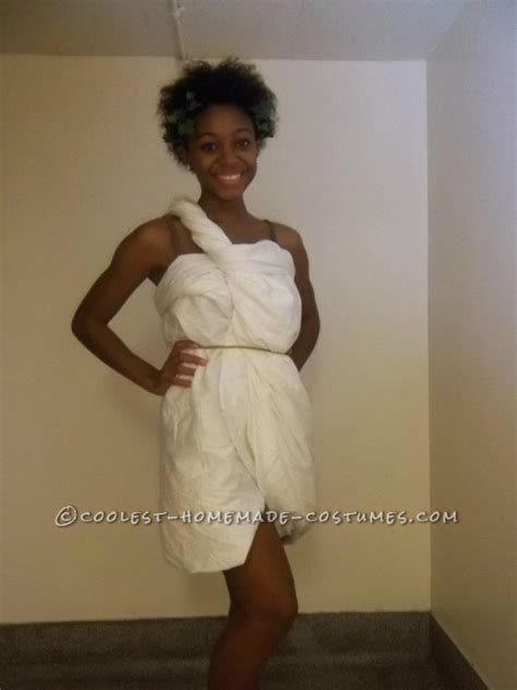Easy Toga Time Costume For Teens