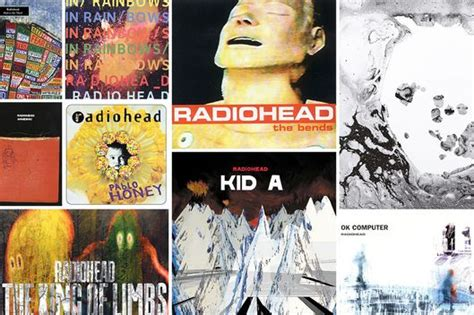All 157 Radiohead Songs, Ranked -- Vulture