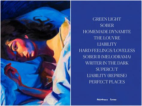 Lorde's Melodrama: A Track by Track Guide | TN2 Magazine