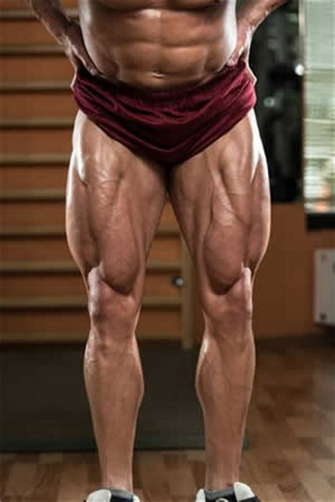 How to Get Bigger Legs - Best Exercises and Workout To Do