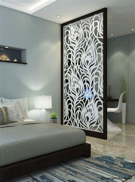 CNC Designs (जालि डिजाइनहरू) for Room Partitions