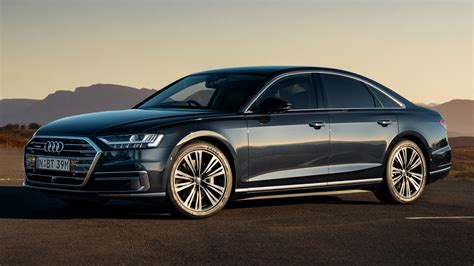 2018 Audi A8 (AU) - Wallpapers and HD Images   Car Pixel