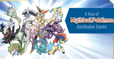 Pokémon Mew Event Distribution To Begin In February; Find