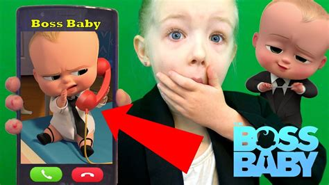 Calling The Boss Baby *OMG He Actually Answered* Full