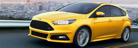 2018 Ford Focus ST Performance Specs