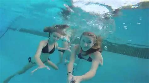 GoPro Pool Day - Lean On (feat