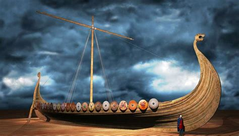 The Myklebust Ship – Norway's Largest Viking Ship Being