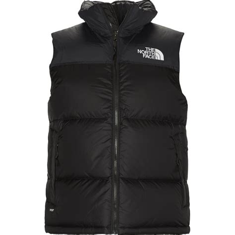 1996 RETRO NUPTSE VEST Veste SORT fra The North Face 799 DKK
