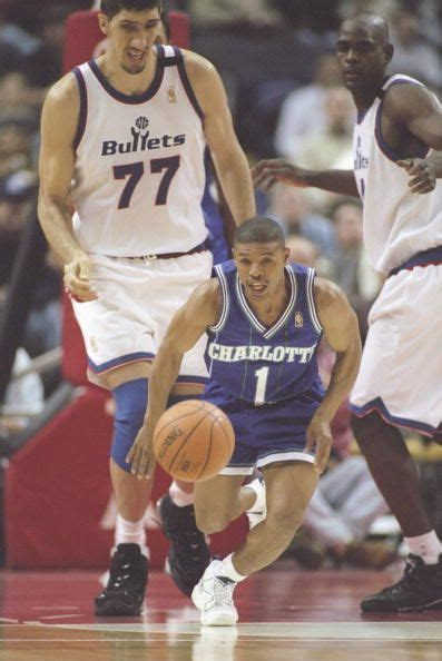 Tyrone Bogues: The shortest player in NBA history
