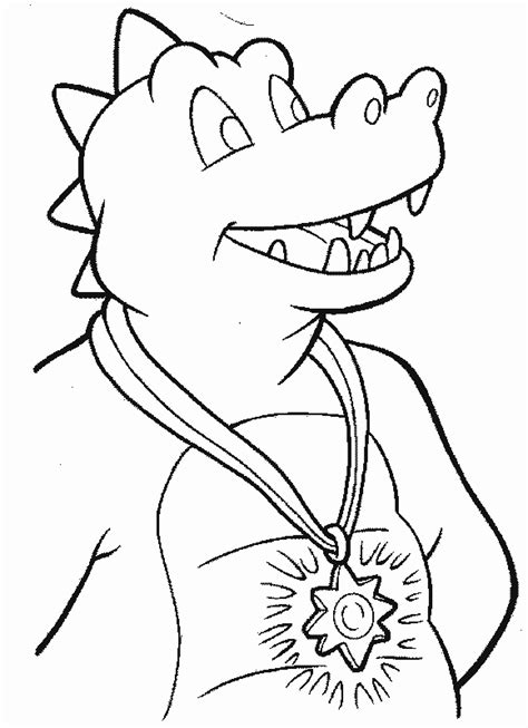 26 Best Dragon Tales Coloring Pages for Kids - Updated 2018