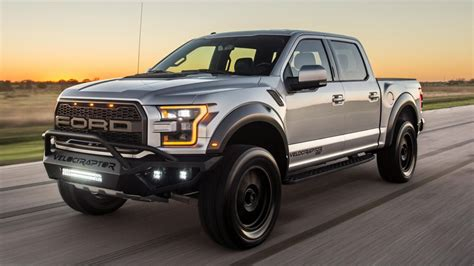 This is the new Hennessey VelociRaptor   Top Gear