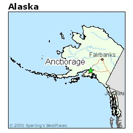 Best Places to Live in Anchorage, Alaska