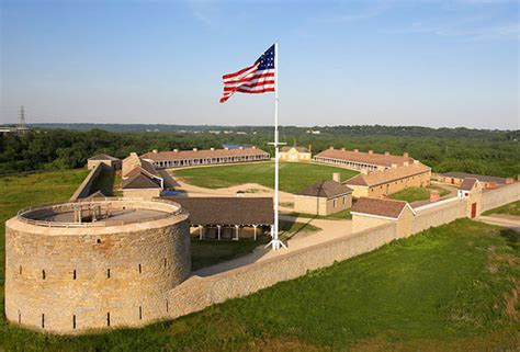 MN Historical Society facing deep budget cuts over Fort