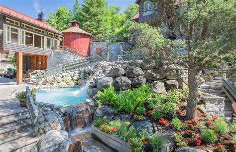 Relaxation in the Heart of Nature - Scandinave Spa Mont