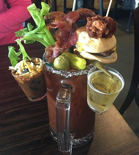 Searching for Boise's Best Bloody Mary Breakfast: Homestead