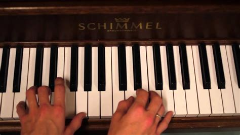 ABC (engelsk) - Enkle akkorder (piano) - YouTube