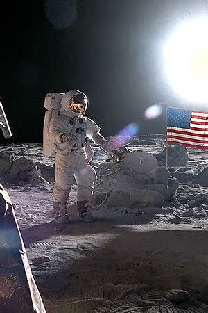 New Apple TV+ series 'For All Mankind' to reset first moon