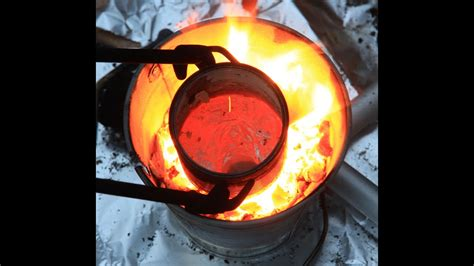How to Make an Easy Blacksmith's Coal Forge