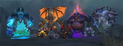 Elemental Lord - Wowpedia - Your wiki guide to the World