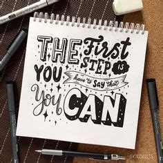 Lettering Lately blog Lettering,inspirational,quotes,Van