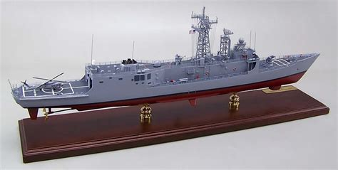 Perry class ship model