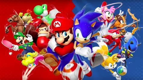 PR: Get in the Games with Mario, Sonic & Friends in Mario