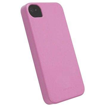 iPhone 5 / 5S / SE Krusell BioCover Deksel - Rosa