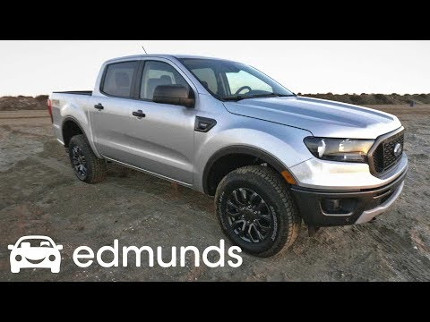 Ford Readies Ranger For SEMA With 7 Rugged Concept Trucks