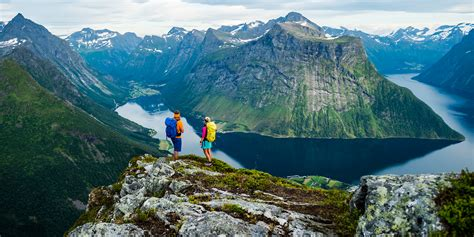 Vandring - Norges officiella reseguide - visitnorway