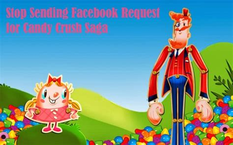 Block Candy Crush Saga and other app requests and