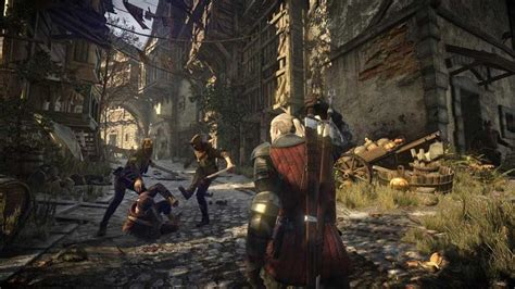 The Witcher 3: Novigrad Dreaming - VG247