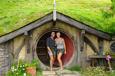 Around New Zealand: Hobbiton