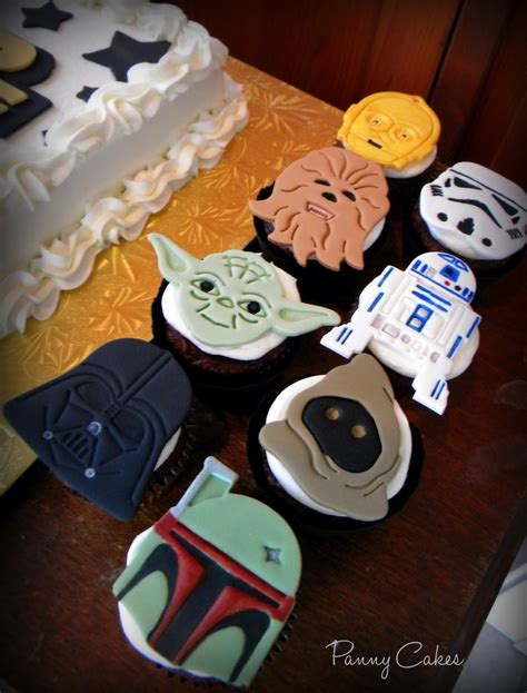 Panny Cakes: May The Force Be With You