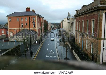 Bishop Street Court House, Londonderry, Derry, City of