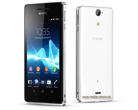 Sony Xperia V Mobile Pictures - mobile-phone